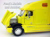 Freightliner Columbia Extended Cab 1/32 Scale Diecast Metal and Plastic Model by Welly