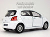4.25 inch Toyota Yaris - 1/34 to 1/39 Scale Diecast Metal Model by Welly