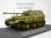 Panzerjager Elefant (Elephant) Tank 1/72 Scale Diecast Metal Model by Altaya
