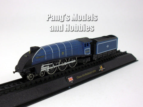 LNER Class A4 Mallard Steam Locomotive - UK 1946 1/160 N Scale Diecast Metal Model by Amercom