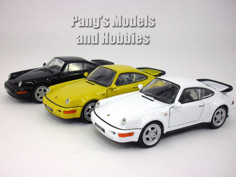 4.5 inch Porsche 911 / 964 Turbo Scale Diecast Model by Welly