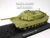 M1 Abrams Main Battle Tank 1/72 Scale Diecast Metal Model by Atlas