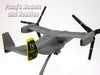 Bell Boeing V-22 Osprey 1/144 Scale Diecast Metal Model by Air Force 1