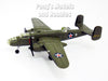 North American B-25 Mitchell Doolittle Raid 40-2344 1/200 Scale Diecast Metal Model by Air Force 1