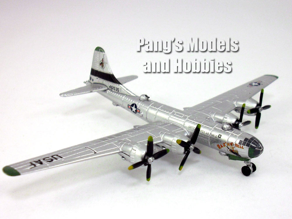 Boeing B 29 Superfortress 1 300 Scale Diecast Metal Model By Air