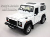 Land Rover Defender 1/24 Scale Diecast Metal Car Model  by Welly