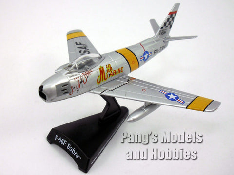 F-86 Sabre - Mig Mad Marine - 1/110 Scale Diecast Metal Model by Daron