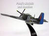 North American P-51 Mustang 3 Sqn RAAF 1/72 Scale Diecast Metal Model by Oxford