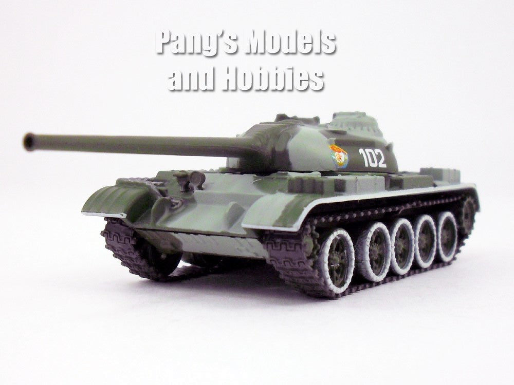 T-54 / T-55 Russian Main Battle Tank 1/72 Scale Die-cast Model by Eaglemoss