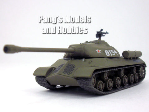 IS-3 (JS-3) Russian Main Battle Tank 1/72 Scale Diecast Model by Eaglemoss