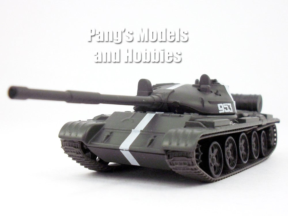 T-62 Russian Main Battle Tank 1/72 Scale Die-cast Model by Eaglemoss