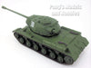 IS-2 (JS-2) Russian Main Battle Tank 1/72 Scale Die-cast Model by Eaglemoss