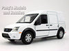 4 inch Ford Transit Connect Bus 1/34 Scale Diecast & Plastic Model by Welly