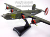 "Consolidated B-24 Liberator ""Witchcraft"" 1/163 Scale Diecast Metal Model by Daron"