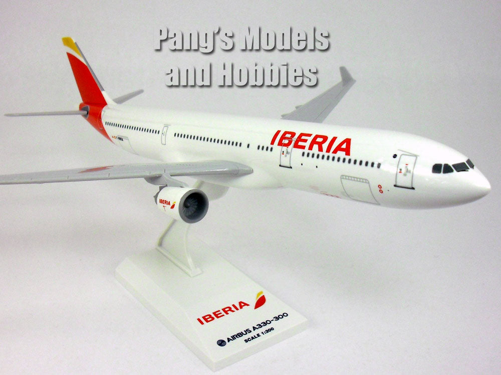 Airbus A330 (A330-300) Iberia 1/200 Scale by Sky Marks