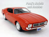 Ford Mustang Sportsroof (1971) 1/24 Diecast Metal Model by Motormax