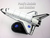 Space Shuttle Endeavour (Endeavor) 1/300 Scale Diecast Metal Model by Daron