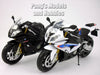 BMW S1000RR 1/12 Scale Diecast Metal and Plastic Model by Automaxx