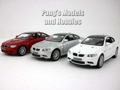2009 BMW M3 Coupe 1/36 Scale Diecast Metal Model by Kinsmart