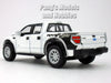 Ford F-150 SVT Raptor SuperCrew (Solid Color) 1/46 Scale Diecast Model by Kinsmart