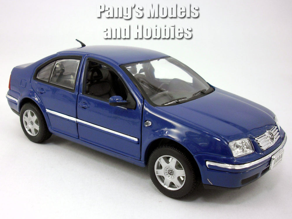 VW Volkswagen Jetta / Bora 2001 1/24 Scale Diecast Metal Model by Welly