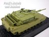 M1 Abrams Main Battle Tank 1/72 Scale Diecast Metal Model by Altaya