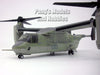 "Bell Boeing V-22 Osprey ""Black Knights"" 1/72 Scale Diecast Metal Model by Air Force 1"