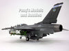"Lockheed Martin F-16 (F-16D) Falcon 62nd FS ""Spike"" 1/72 Scale Diecast Model by Air Force 1"