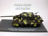 Panzerjager - Jagdtiger - Hunting Tiger Tank Destroyer 1/72 Scale Diecast Metal Model by Altaya