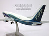 Boeing 737-900ER (737) Boeing House Colors 1/200 Scale Airplane Model  - Hogan