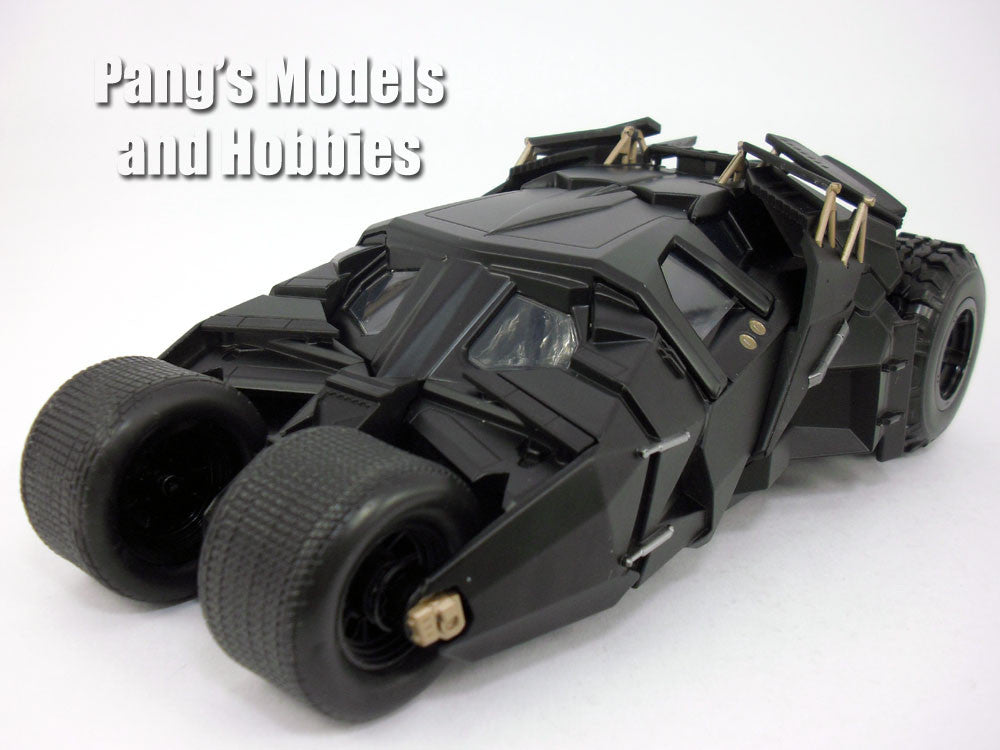 Batman The Dark Night Batmobile (Tumbler) 1/24 Scale Model by Jada