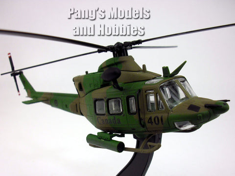 Bell CH-146 Griffon - Canada - 1/72 Scale Diecast Helicopter Model by Amercom