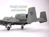 Fairchild Republic A-10 Thunderbolt II ( Warthog ) - Bagram AFB, Afghanistan - 1/72 Scale Diecast Model by Hobby Master