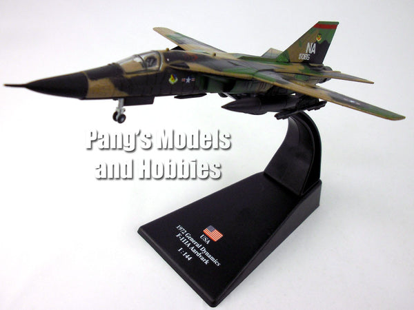 General Dynamics F-111 Aardvark - USAF - 1/144 Scale ...