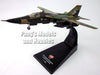 General Dynamics F-111 Aardvark - USAF - 1/144 Scale Diecast Metal Model by Amercom