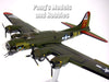 "Boeing B-17 Flying Fortress Bomber ""Nine-O-Nine"" 1/72 Scale Diecast by Air Force 1"