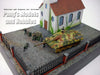 WWII Diorama – Church Set F - Malinava - 1/72 Scale Polystone Resin Model by PMA