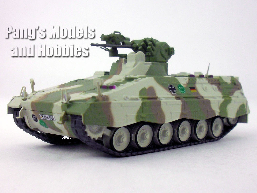 Marder German Infantry Fighting Vehicle 1/72 Scale Die-cast Model by Eaglemoss