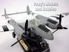 Lockheed P-38 Lightning 1/60 Scale Diecast Model by MotorMax