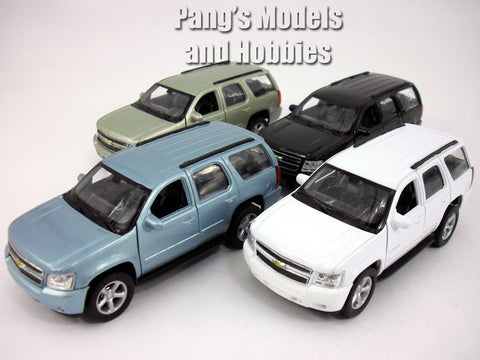 4.5 Inch Chevy Tahoe Scale Diecast Model by Welly