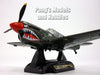 Curtiss P-40 Warhawk - Flying Tigers - 1/48 Scale Diecast Model by MotorMax