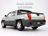 Chevy Avalanche 2002 1/24 Diecast Metal Model by Welly