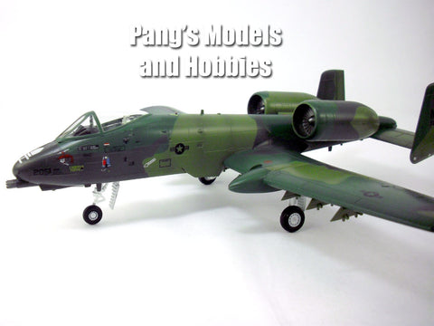 A-10 Thunderbolt II ( Warthog ) 1/72 Scale Assembled and Painted Plastic Model by Easy Model