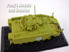 MCV-80 Warrior Tracked Armored Vehicle 1/72 Scale Die-cast Model by Amercom