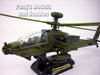 Boeing AH-64 Apache Longbow 1/48 Scale Diecast Model by MotorMax