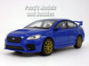 4.5 Inch Subaru WRX STI Scale Diecast Model by Welly
