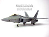 Lockheed Martin F-22 Raptor 94th FS 1/72 Scale Diecast Metal Model by Hobby Master