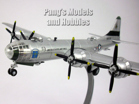 "Boeing B-29 Superfortress ""Raz'n Hell"" 1/144 Scale Diecast Model by Air Force 1"