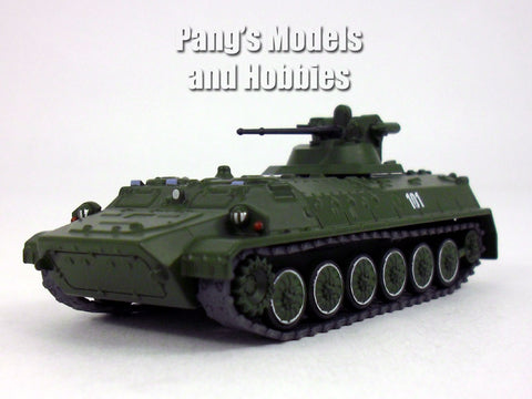 MT-LB Armored Personnel Carrier - Soviet - Russian 1/72 Scale Diecast Model by Eaglemoss