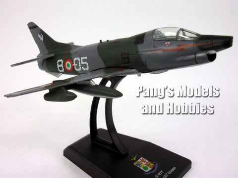 Fiat G-91 (G.91) Gina Italian AF 1/100 Scale Diecast Model by Leo